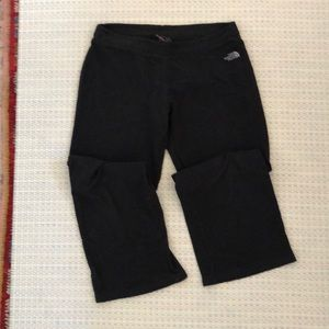 The North Face polartec fleece pants size M
